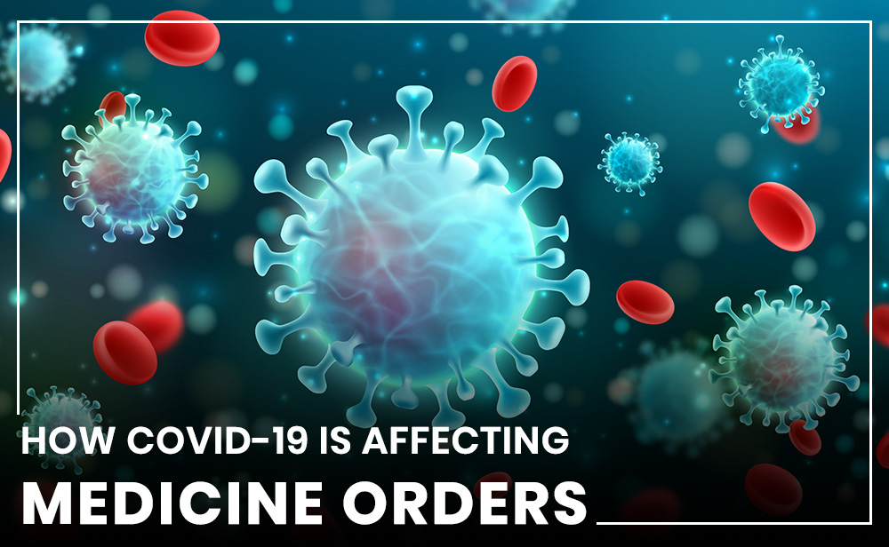 How COVID-19 Is Affecting Medicine Orders?