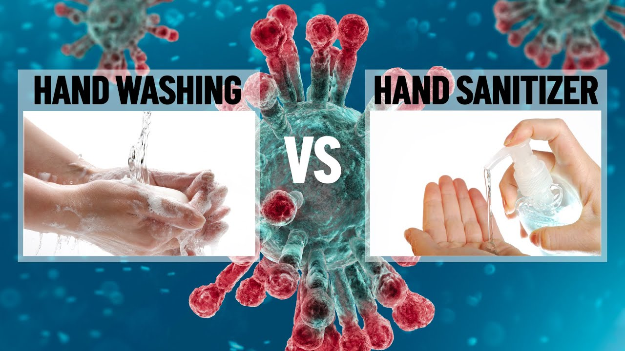 Hand Sanitizers or Handwashing – Which Is Better for Fighting Germs?