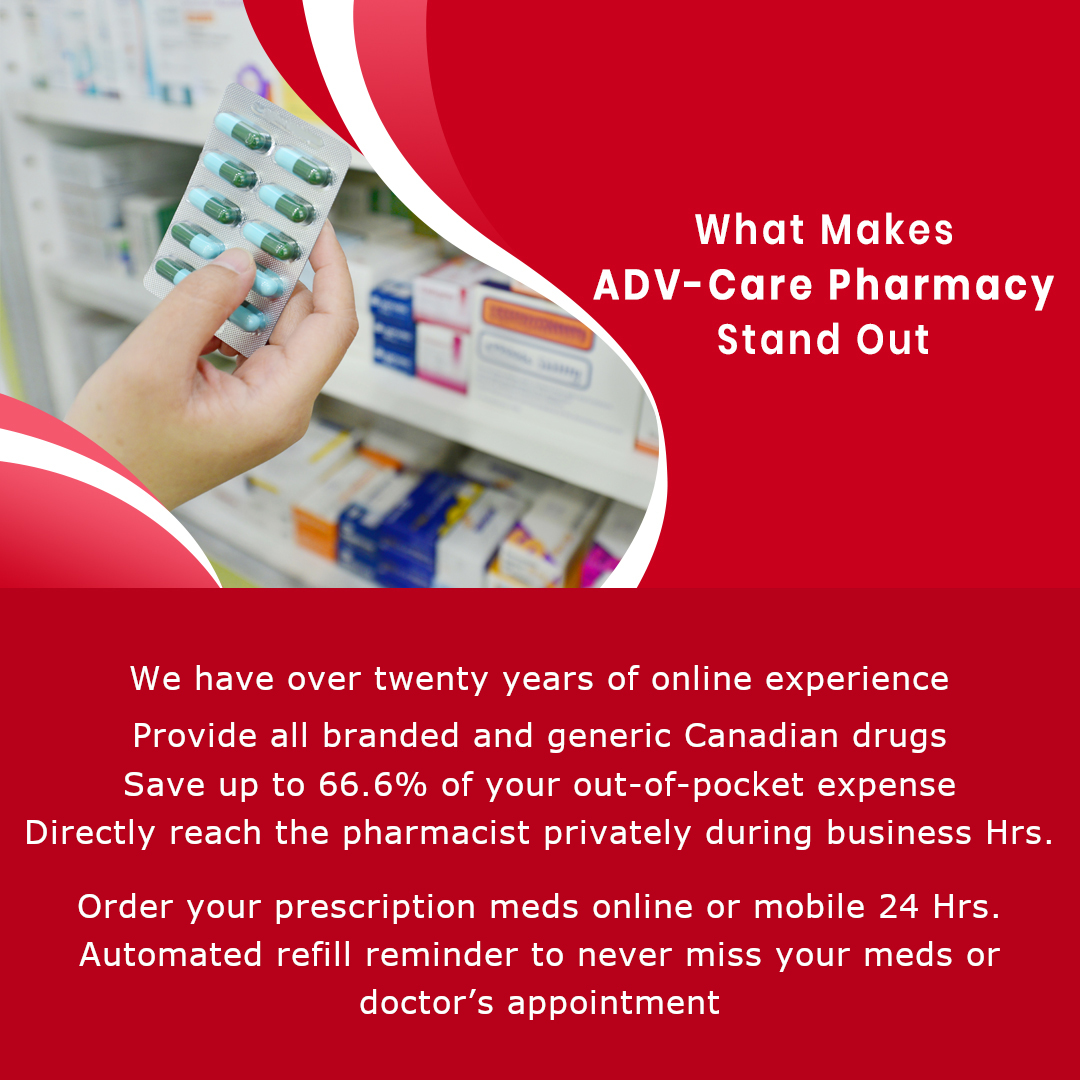 What Makes ADV-Care Pharmacy Stand Out